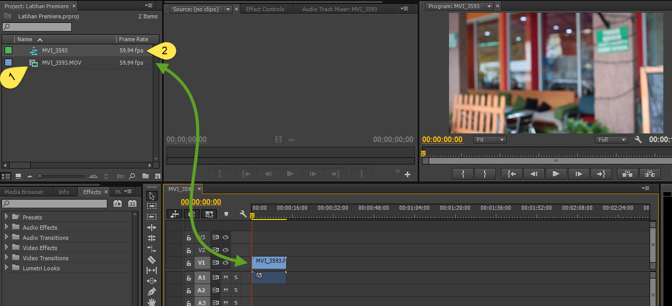 adobe premiere pro how to get text tool
