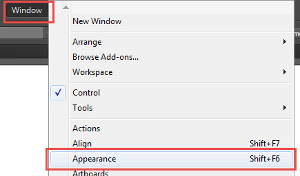 Cara Mengedit Effect di Illustrator (Appearance)