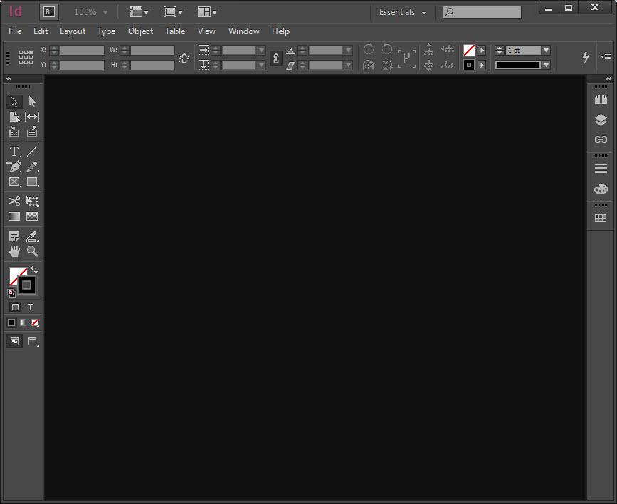 Cara Mengubah Satuan Ukuran Picas menjadi Centimetres di Adobe InDesign