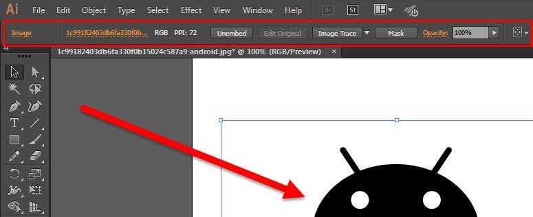 Cara Mengubah Gambar JPEG Menjadi VECTOR di Adobe Illustrator