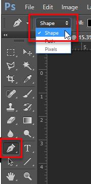 Cara Membuat Garis Putus Putus di Adobe Photoshop