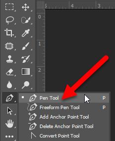 Cara Membuat Free Objek dengan Pen Tool di Photoshop