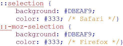 kursus web design, css, html