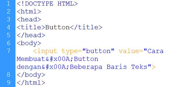 Kursus HTML CSS, Belajar HTML CSS