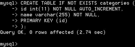 Konfigurasi Database di Laravel Framework