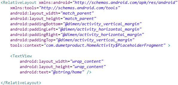 Membuat Intent Activity di Android