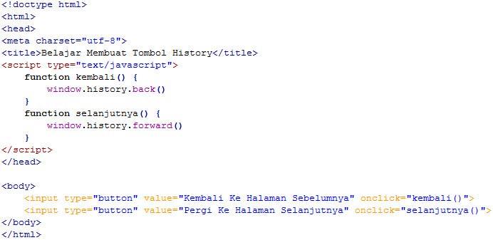 Membuat-Tombol-History-Back-Forward-Pada-JavaScript