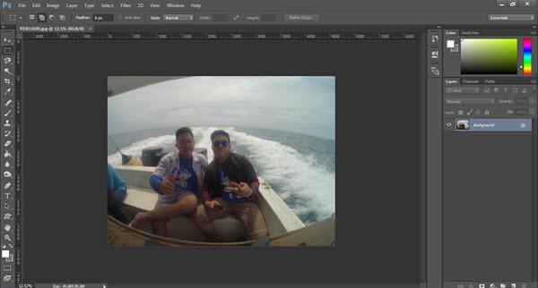Cara Menambahkan Ukuran Canvas pada Photoshop