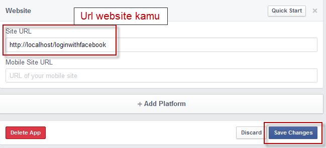 Cara Buat Fitur Login Dengan Facebook SDK Di CodeIgniter