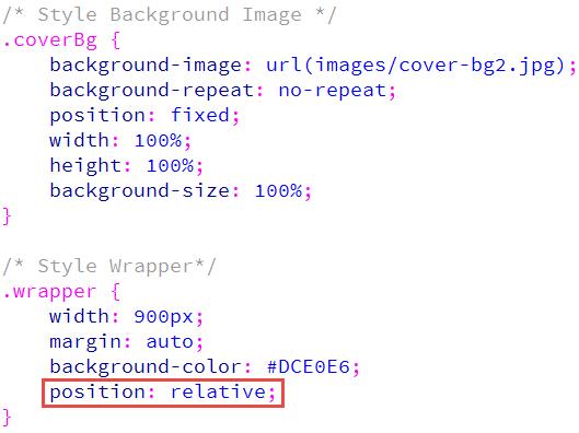 Cara Membuat Background Image Mengikuti Lebar Resolusi Monitor