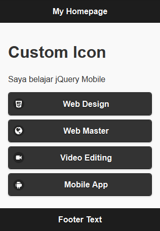 Membuat-Custom-Icon-di-JQuery-Mobile