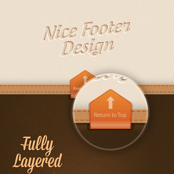 FREE-PSD-Footer-Design-Template