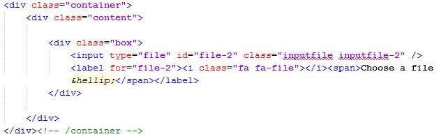 Cara Merubah Design Input File Dengan CSS Dan jQuery