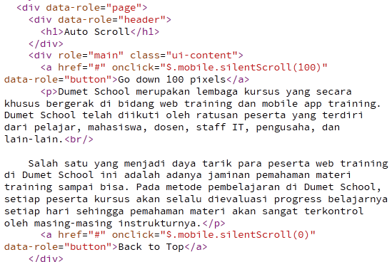 Membuat-Tombol-Auto-Scroll-di-jQuery-Mobile