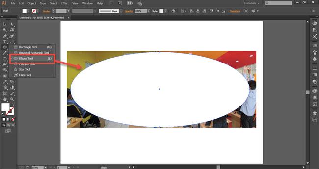 Masking pada Adobe Illustrator