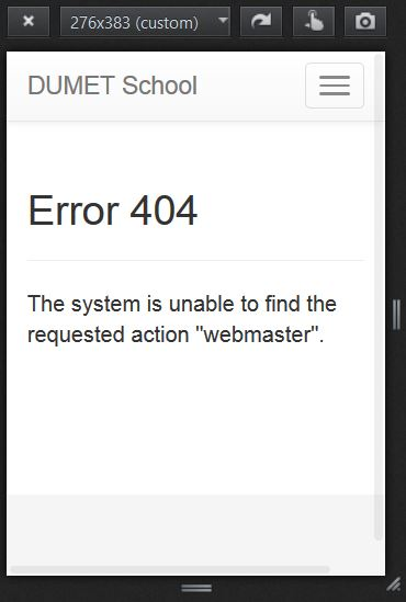 Membuat Halaman Error 404 di YII Framework