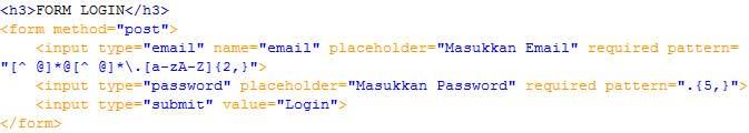 pattern-html5