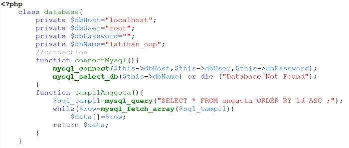 Cara-Menampilkan-Data-dengan-PHP-OOP
