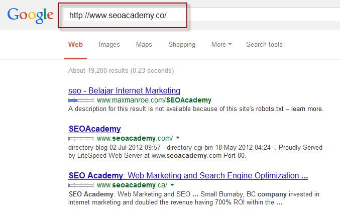 kursus seo, google hummingbird