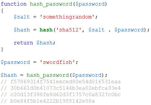 Web Security: Cara Enkripsi Password Yang Kuat Dengan PHP