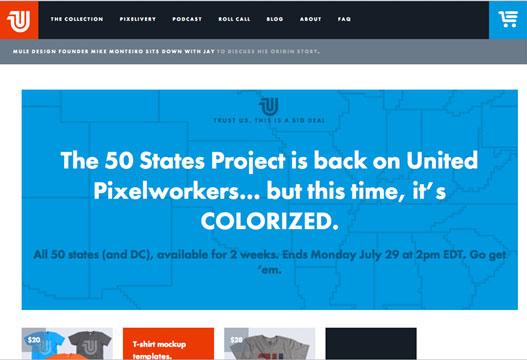 10 Inspirasi Web Design E Commerce