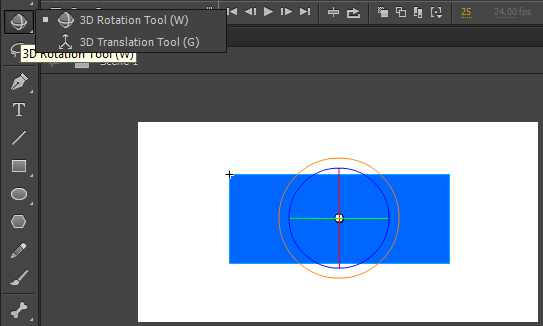Cara Menggunakan 3D Rotation Tool di Adobe Flash