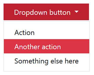 Cara Membuat Dropdown Hover Bootstrap 4
