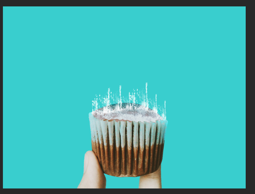 Manipulasi Gambar Cupcake di Photoshop Part 2