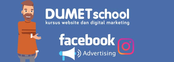 digital marketing jakarta dumet school